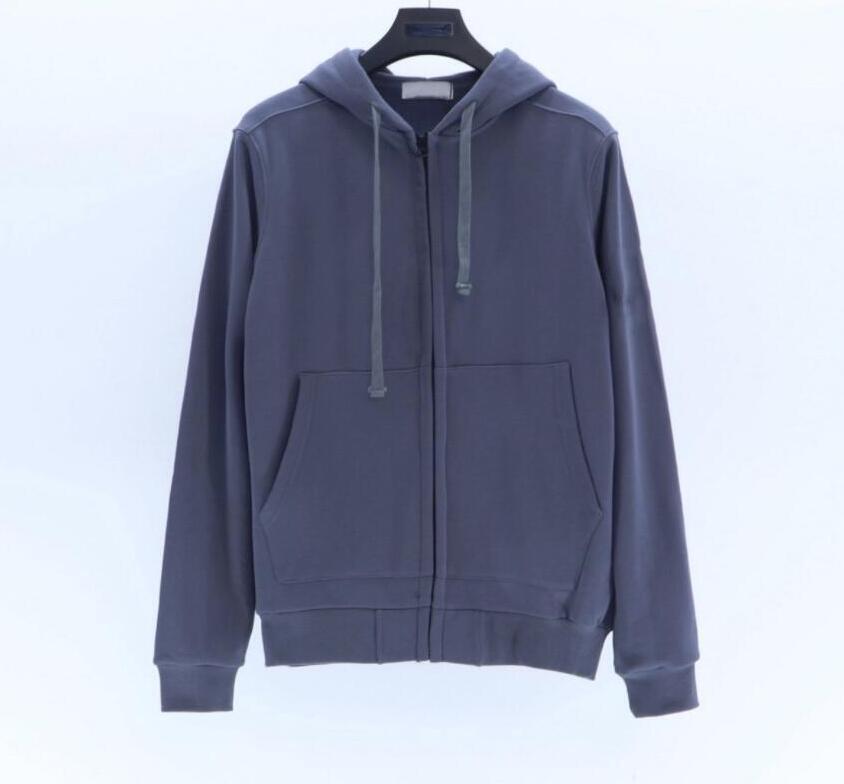 20fw Badge manche SweatShirt Hommes Automne Sweat à capuche High Street Pulls d'extérieur Pull Sweater Homme Vêtements M-2XL