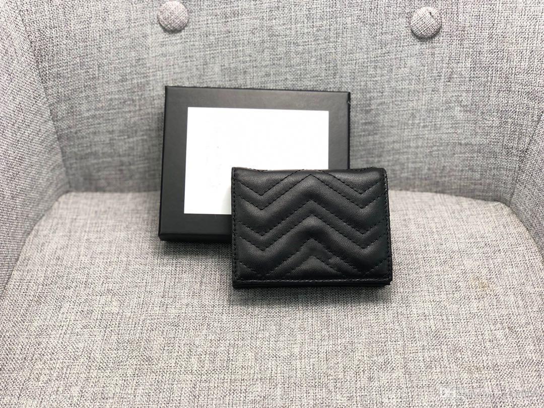 Женщины Pocket Box с сумкой Женский модный кошелек кошелек дизайнер Держатель молнии женские длинные 466492-салон сумка сумка кошелек 03 QXUER