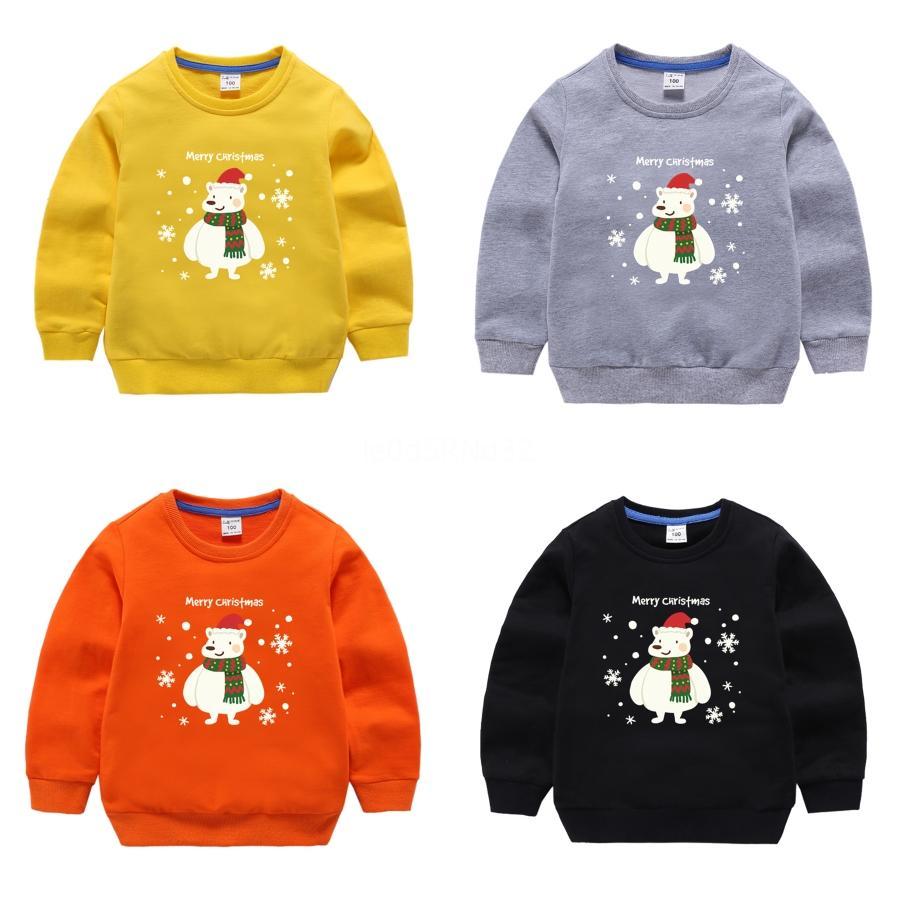 De calidad superior suéter de la Navidad ropa para niños 2020 de invierno caliente grueso Childs suéteres ocasional clásico del cuello alto de cachemira suéter Niño # 361