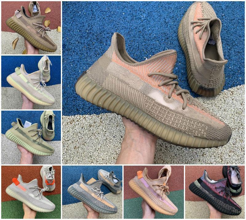 Chaussures de Kanye Derniers chaussures Abeez Centre de queue Linge LSRAFIL OREO Baskets de course réfléchissantes ZYON YESHAYA YECHEIL NOCHEIL Static Hommes Formateurs
