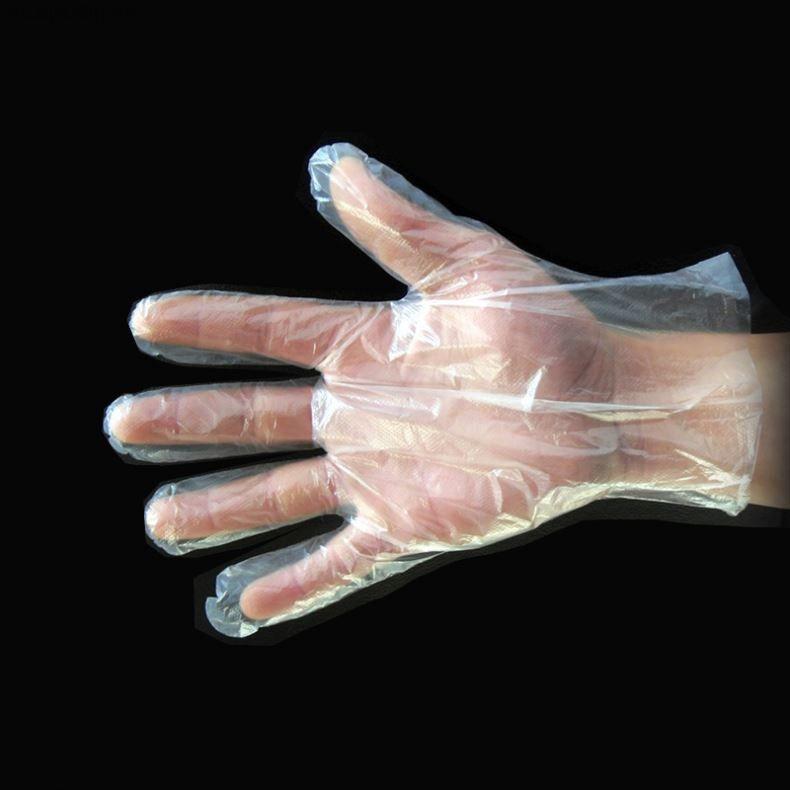 FactoryLob5High kaliteli tek kullanımlık inceleme vinil eldivenler