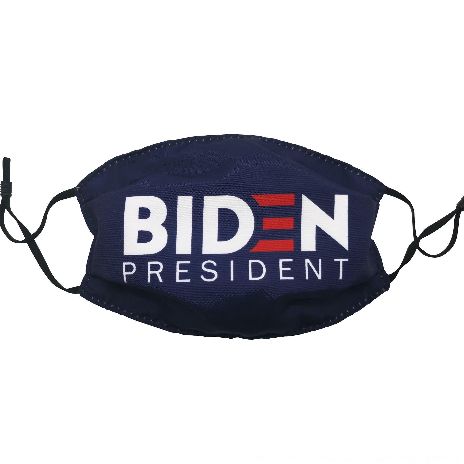 XZC2 Designer 2020 MasksJoe FaceFortnite DHL Biden Élection présidentielle américaine Campagne Polyester Tissu Fortnite MasksSupport Cus
