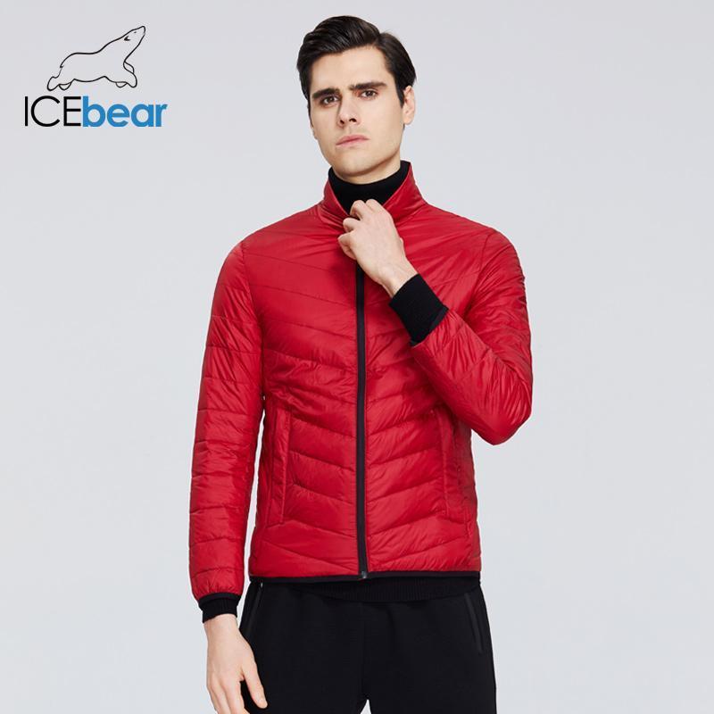 Herren Down Parkas 2021 Leichte Jacke Qualität Männliche Männer Frühlingsmantel Warme Kleidung Mwy19999D