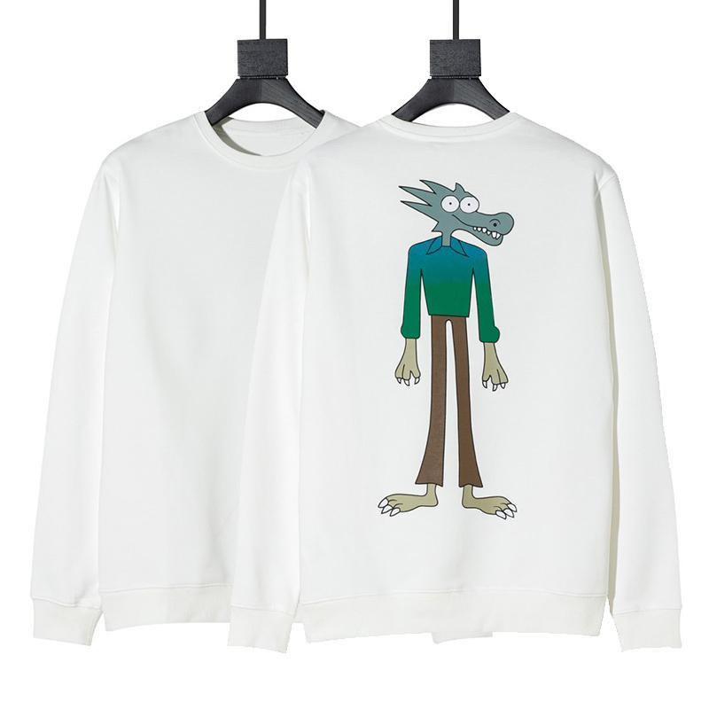 2020 nuovi prodotti uomini pullover coppia moda casual maniche lunghe felpe di alta qualità uomini pullover pullover felpa misura xs-l
