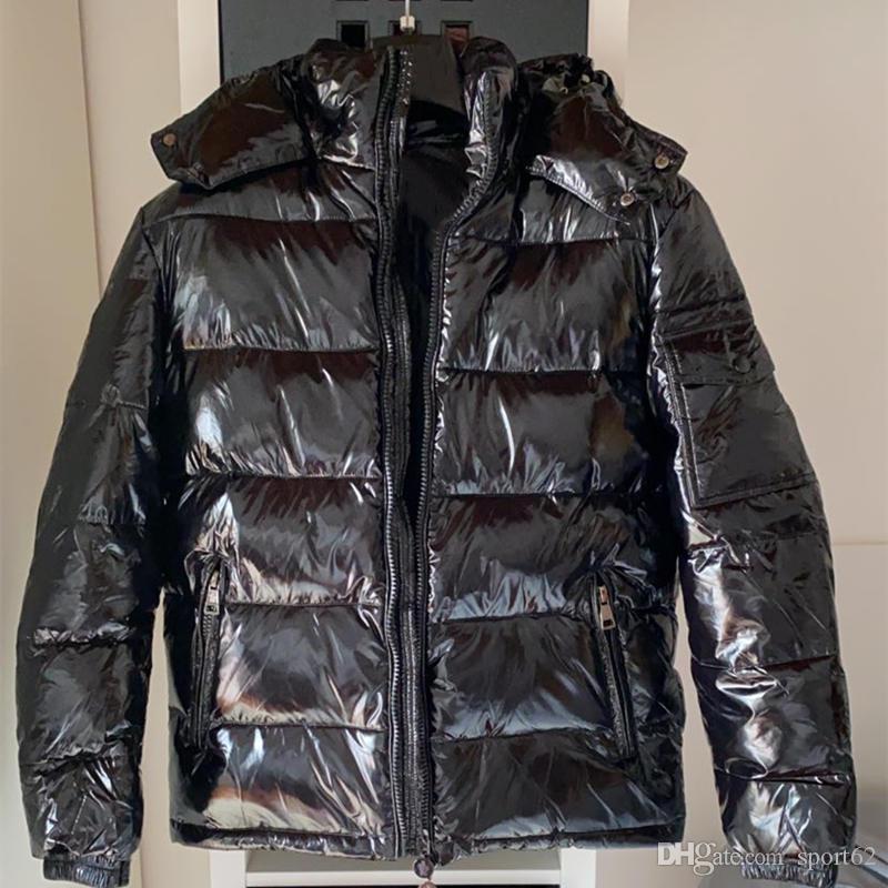 남성 자켓 파카 남성 여성 클래식 캐주얼 다운 재킷 코트 남성 야외 깃털 겨울 자켓 Doudoune 옴므 남여 코트 Outwea 0ZHZ을 따뜻하게
