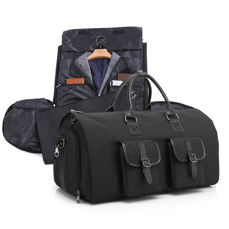 Modaker Garmen Suitcase Pack Dobrável Travel Bag para Homens Laptop Tote Dropshipping Link1