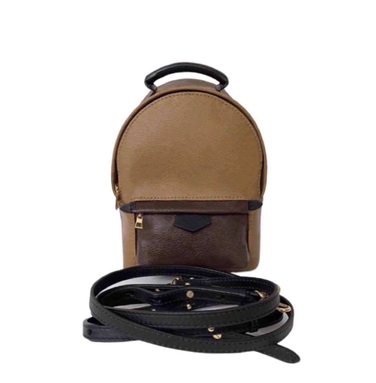 Дизайнерские качественные кошельки сумки бренд сумки Европа дизайнеры мужские роскоши N41612 Damier Новый качественный рюкзаки средней школы женщин Cobal High BA Ohjv