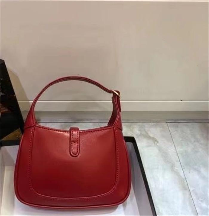 Damen Designer Taschen Baguette Handtaschen Frauen Luxurys Designer Tasche Echtes Leder Top Qualität Vintage Stil Hobos Geldbörse Mini 6 Farben