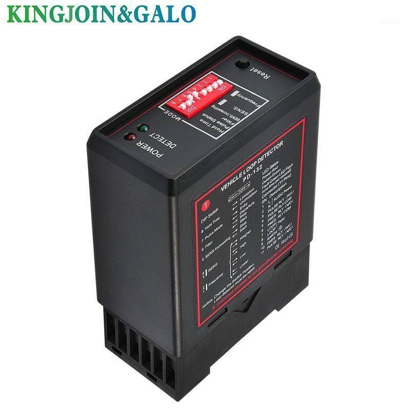 Controle de Acesso de Fácil Estacionamento Estacionamento Barreira Detectores de Loop PD132 Detector de Veículo Indutivo / Detectores de Massa Metálicos / Sensor para Acesso1