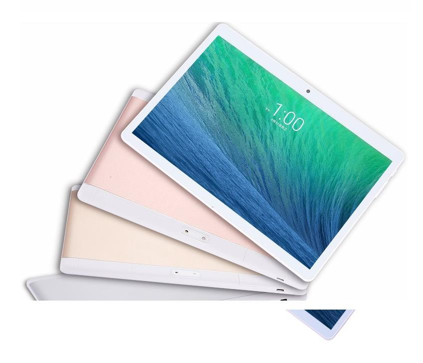 """Superior quality Manufacturers direct cross-border 10.1 """"tablet PC children tablet PC twin-card 3G Bluetooth production customization"""