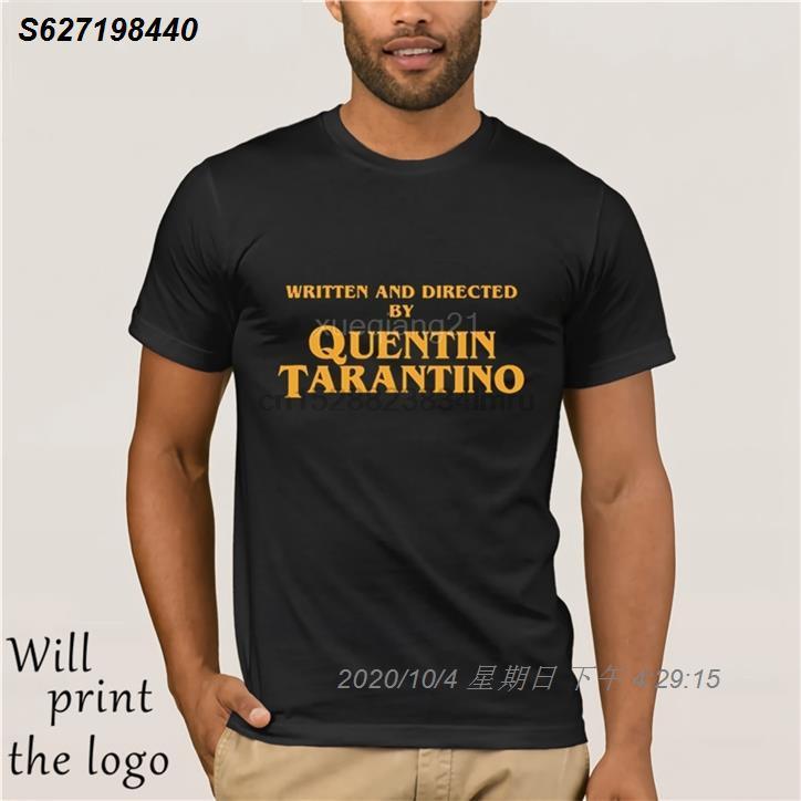 Buch und Regie Film Film Pulp Fiction von Quentin Tarantino Django Kill Bill 2 John Travolta Mode-T-Shirt 252510