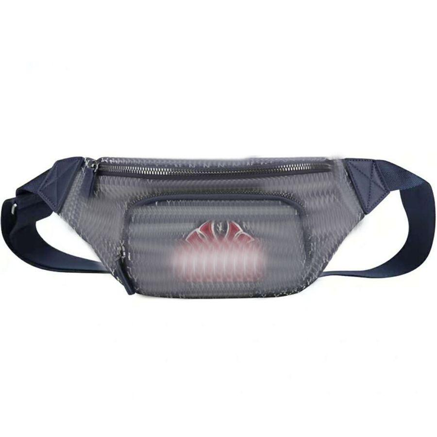 Ljjz322 # 521 Цифровой ружье грудной клетки вскользь нилоновые карманы на плечо Сумка спортивная сумка водонепроницаемая повседневная персональная противоугонная мужская память XQMBU