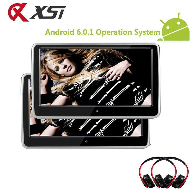 XST 10,1-дюймовый Android 6.0.1 Система с Wi-Fi IPS сенсорный экран автомобильный монитор MP5 Player с USB / SD / Bluetooth / Speaker1