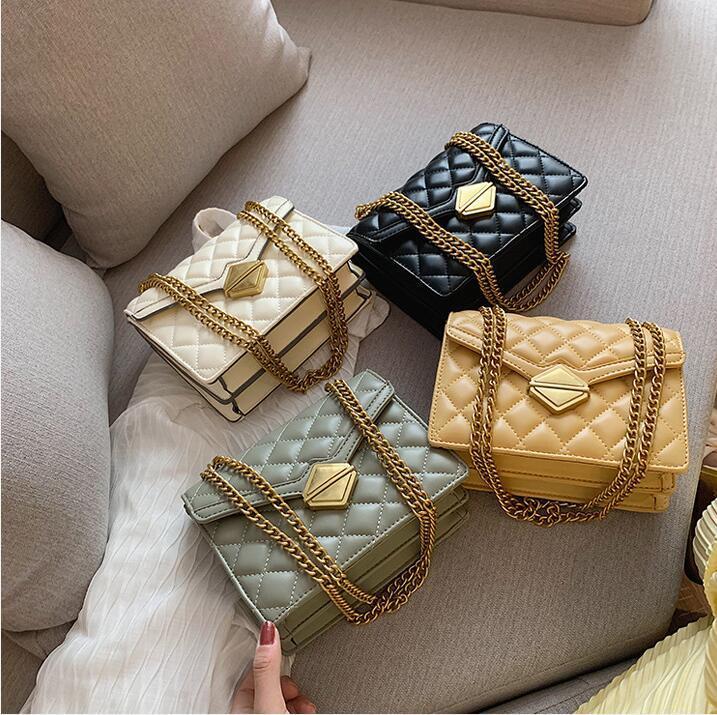 Women Luxury Designer Bags Metal Belt Crossbody Messenger Bag Chest Totes Leather Fanny Pack Girl Shoulder Bag Lady Satchel Handbag CZ101204