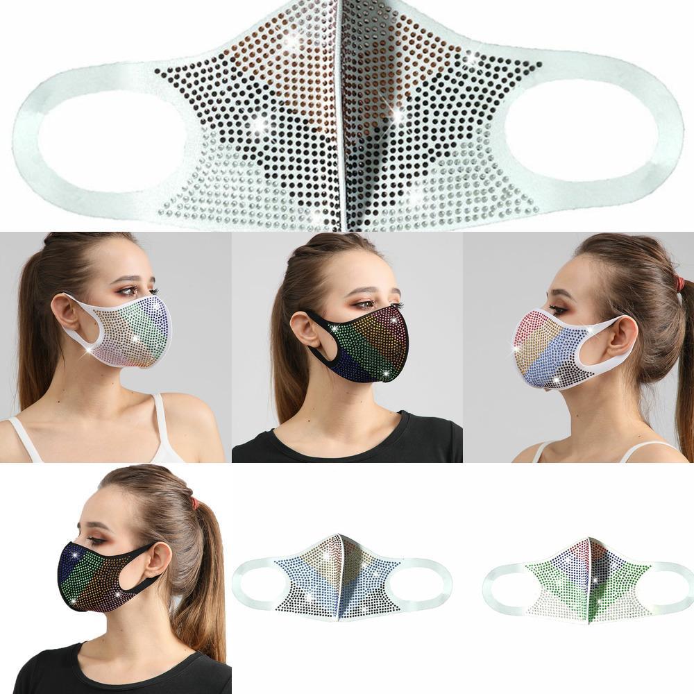мужская W1PJ и универсальная новая стиральная женская черная маска моды камуфляж стерео хлопок
