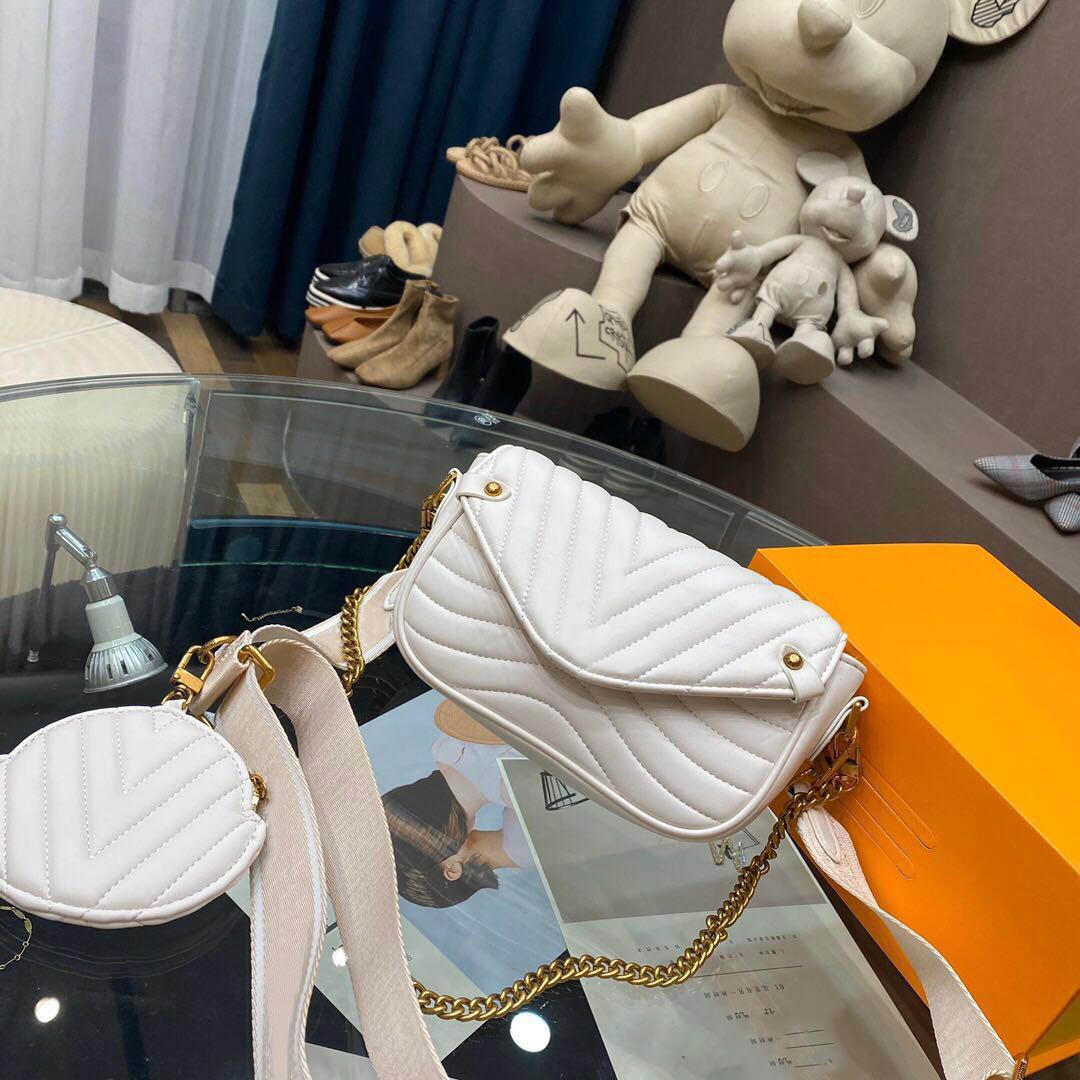 5A klasik cüzdan çanta bayan moda çanta Aşk debriyaj çanta yumuşak deri toptan kutu 008 ile çapraz çanta crossbodybag kat Shoulderbag