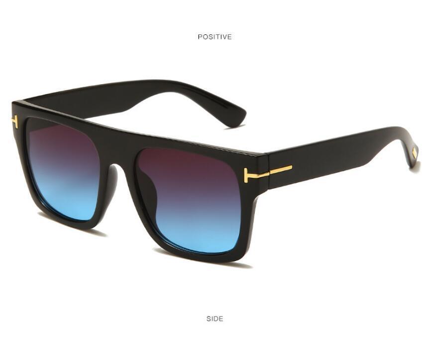 Gafas de sol de alta calidad de la nueva moda TF Tom Gafas de sol para hombre mujer Erika Eyewear ford Designer Brand Gafas de sol con caja original 925
