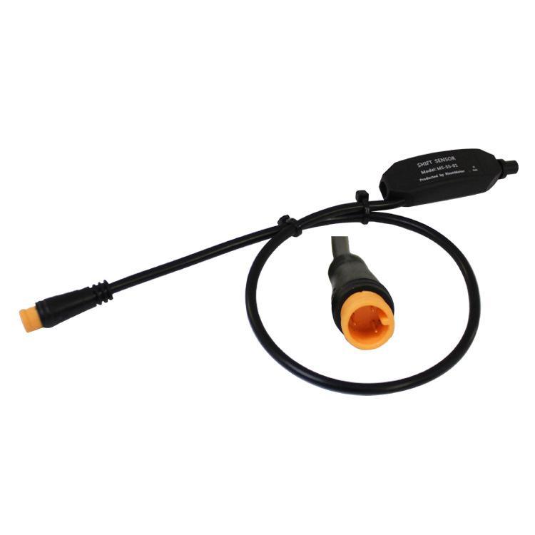Solo Bafang Mid-Drive motoriduttore sensore bici elettrica di spostamento CCD Bafang spostamento del sensore eBike BBS