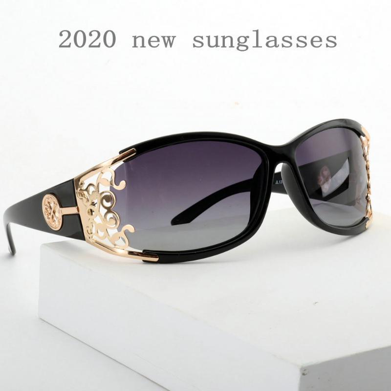 Marca única Gafas de sol Mujeres Hombres Sun NX degradado de gran tamaño Lujo 2020 Nuevo cuadrado Gafas retro Femenino Fashion UV400 Shades CMUVV