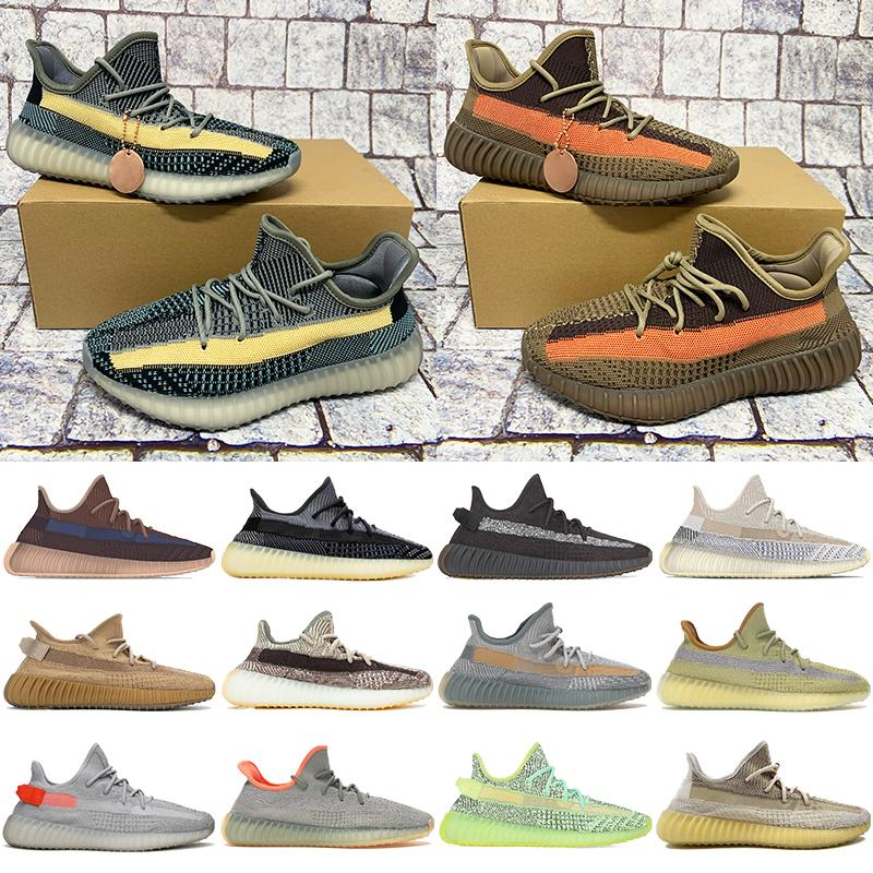Ash blue stone pearl Fade Carbon Natural v2 running shoes Israfil Cinder Zyon Earth Sand Taupe zebra reflective men women sneakers trainers
