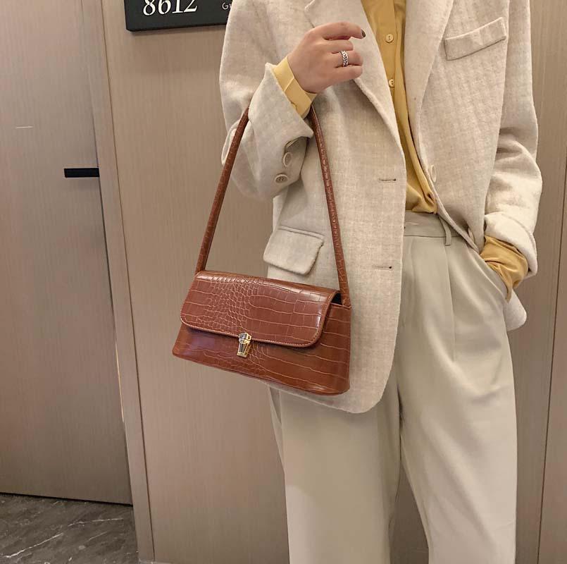 HBP 2021 spring new fashion trend new high-quality ladies fashion shoulder bag classic Ladies Handbag 2103