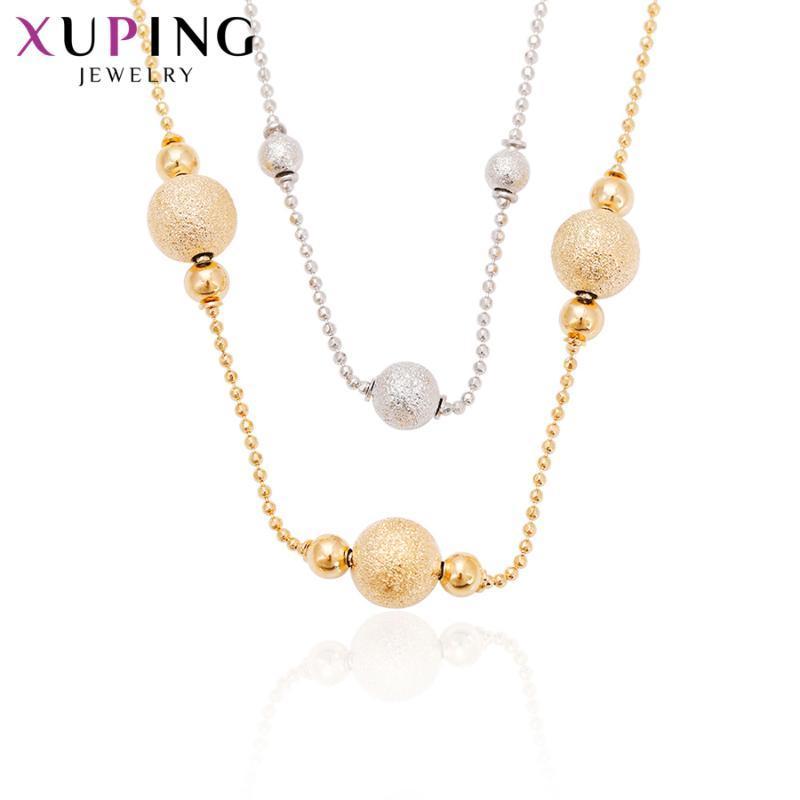 Xuping Fashion Elegante collana adorabile collana lunga alta qualità vendita calda gioielli gioielli halloween regali 41807