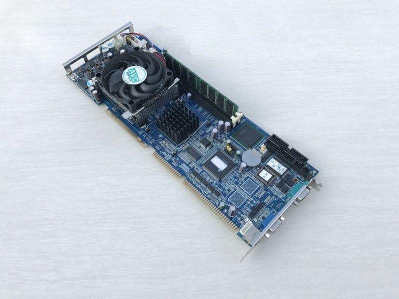 Prova di 100% di alta qualità di scheda madre del computer industriale PCA-6006LV PCA-6006 Rev. B2 manda ventola della memoria della CPU