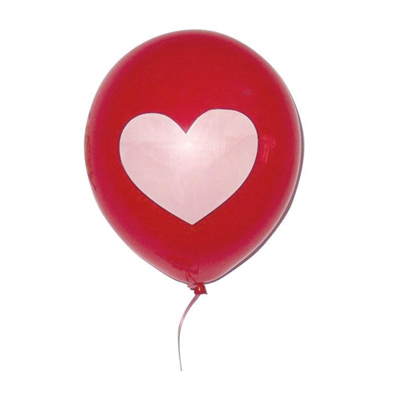 10 unids 12 pulgadas de boda Decoración para el hogar Día de San Valentín Día de cumpleaños Cumpleaños amor romántico corazón Holiday Balloon