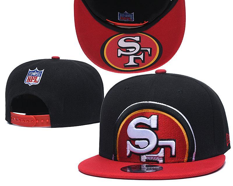 trasporto libero Nuovo San Francisco Calcio snapback regolabile cappelli sportivi cappelli squadra di qualità cap Casquette osso da baseball