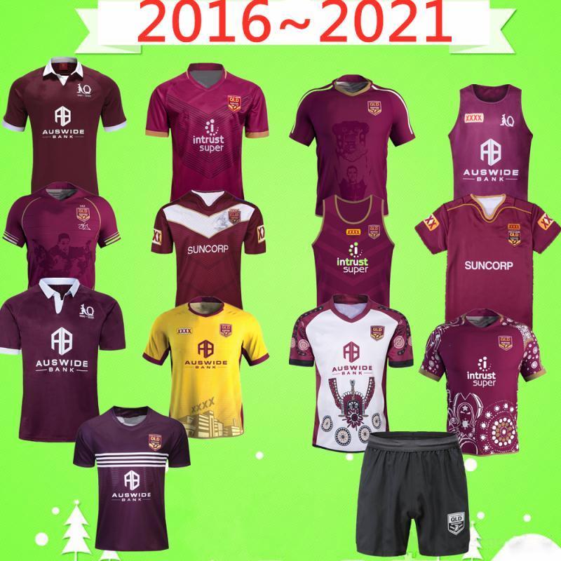 NCAA 2016 2018 2019 2020 2021 Maru RUGBY LEAGUE JERSEY version shorts retro classic Hero Vintage souvenir Edition Nine training wear suit T-