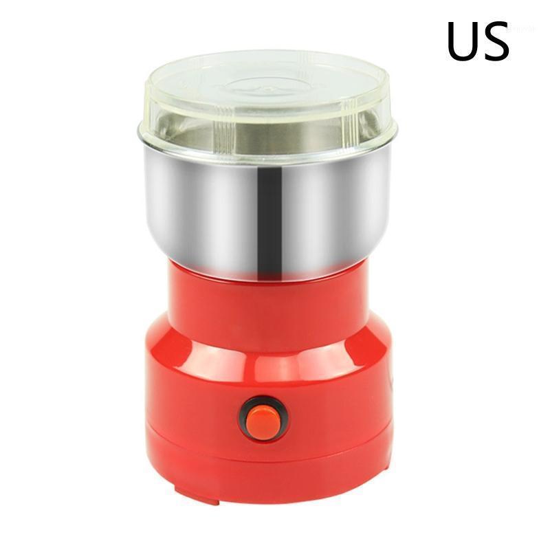 Moedor de grão elétrico Multifunction máquina de grãos elétricos moedor de moedor seco X7XA1