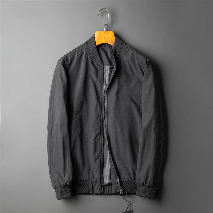 Модные мужские куртки Высококачественные мужчины дизайнерские куртки Пальто уличные одежды повседневные мужские куртки одежда