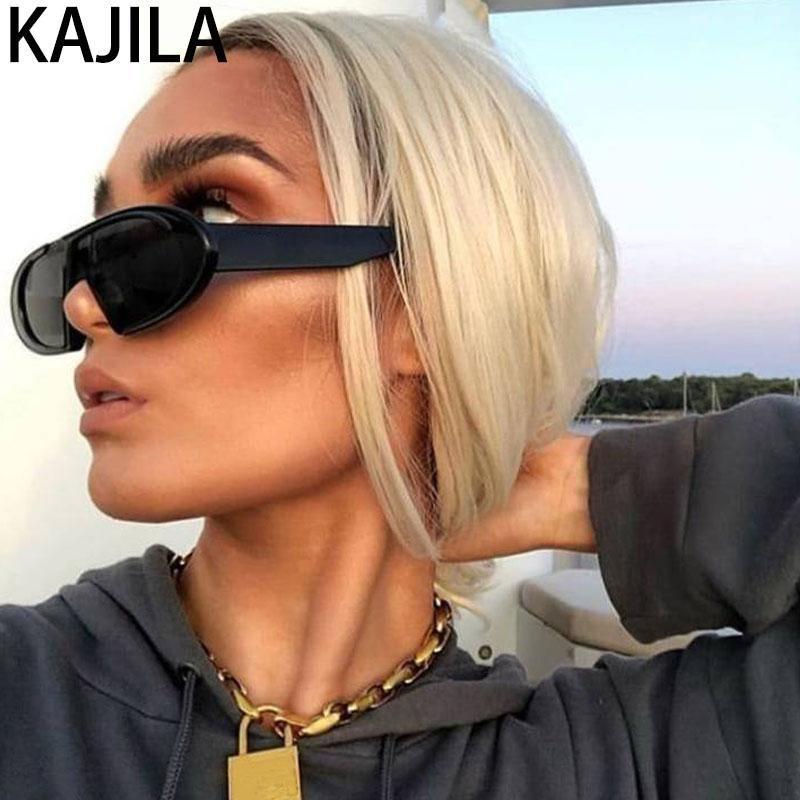 Nueva llegada 2020 gafas de gato Gafas de sol Ojo Negro Tendencias retro Sombras de sol Gafas de sol para mujer degradado Venta al por mayor UV400 9066