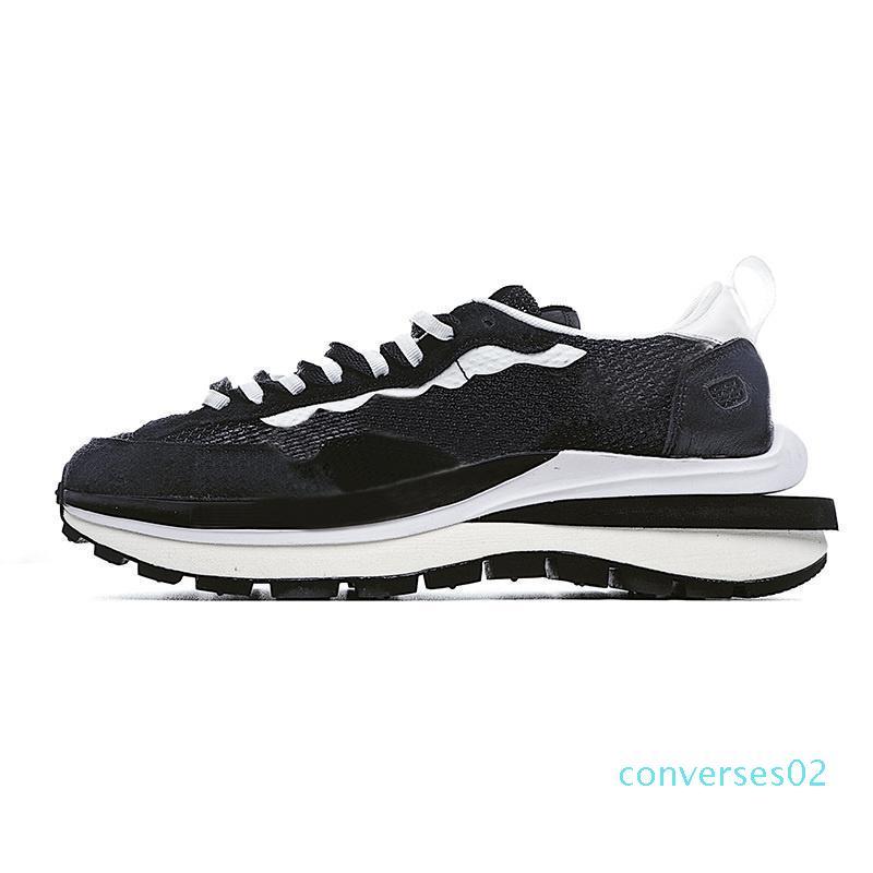 rChunky Dunky Naylon Ldv Sacai Waffle Daybreak Erkek Tasarımcı Günlük Ayakkabılar Kadınlar Üçlü Beyaz Siyah Yeşil underco CO02