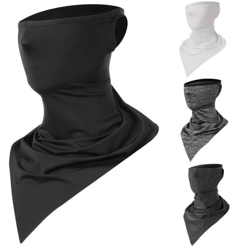 Nuova faccia Balaclava Biker Ski Motorcycle Casco Collo Collo Cover Sport Stampa headwrap Casual Headwear Protettivo senza cuciture 2021