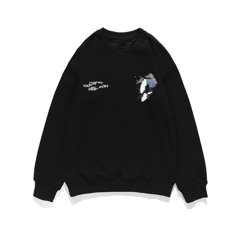 2020Fashion Designer Mens Hoodie Champions Letter Printing Pullover Hooded High Quality Letter Printing Harajuku Streetwear Sweatshirts