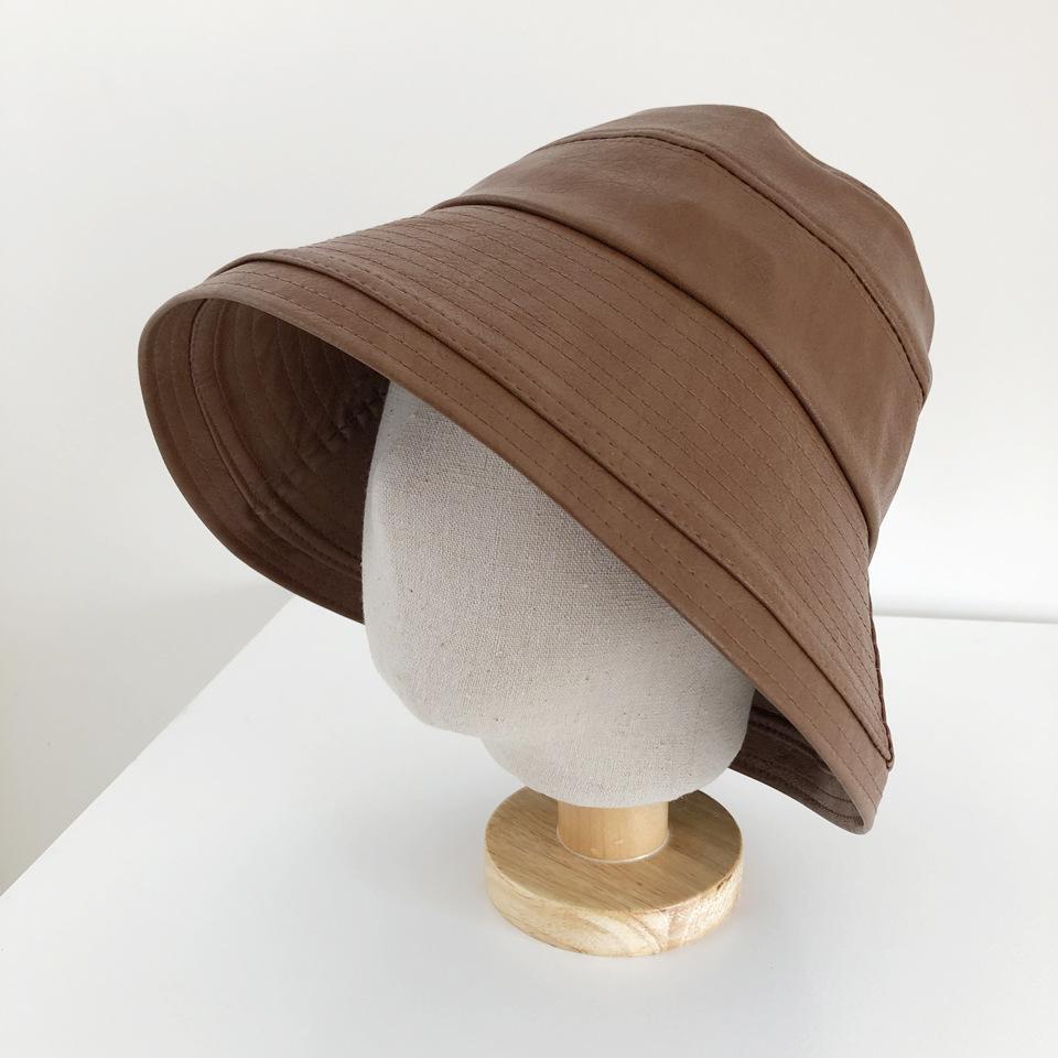 Sıcak Satış Dört Mevsim Kova Şapka Erkek Kadın Kova Moda Gömme Spor Plaj Baba Balıkçı Şapka At Kuyruğu Beyzbol Şapkalar Şapka