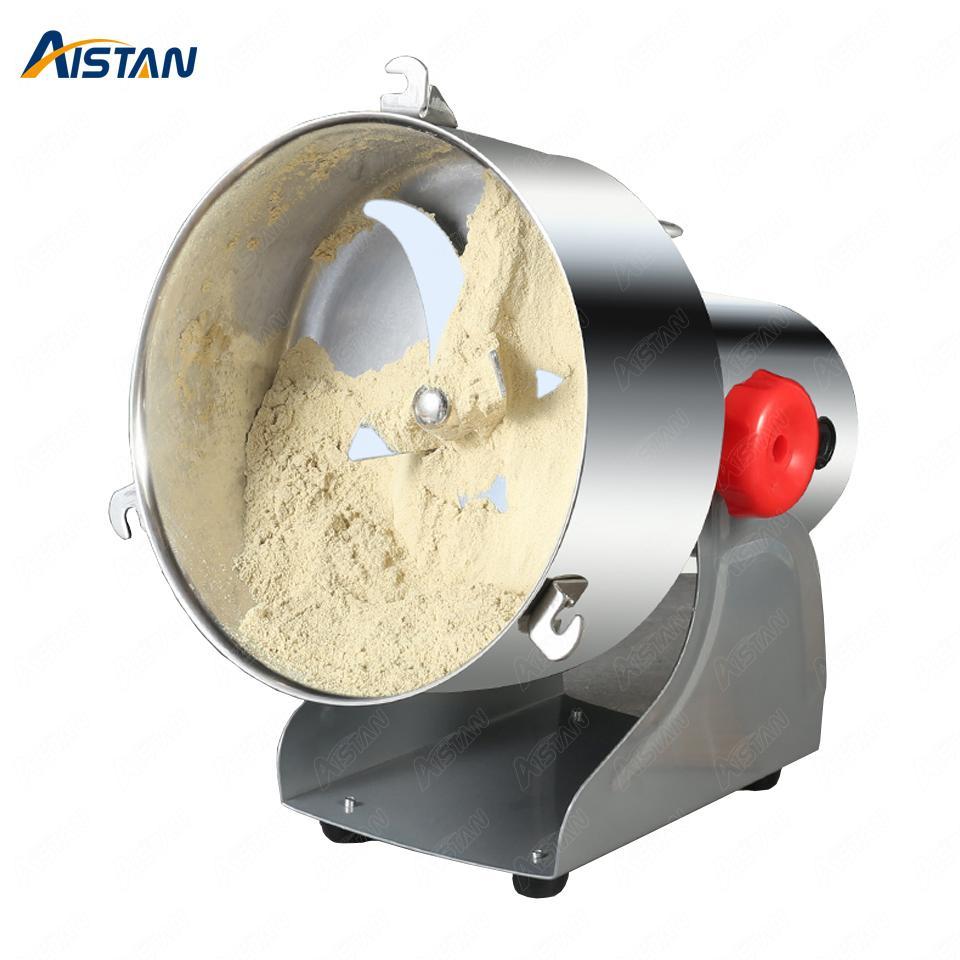 800A eléctrica del grano de café amoladora pequeña Corn Mill Grinder amoladora de la hierba seca en polvo Máquina