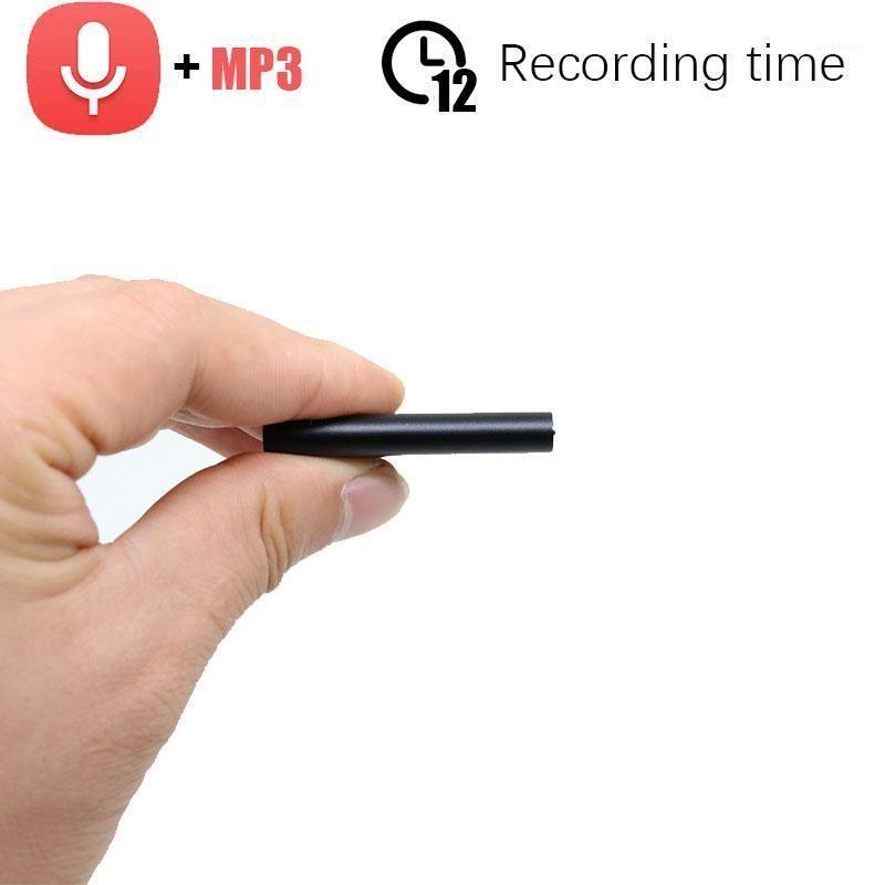 Gravador de voz digital Jozuzze menor mini caneta USB ativado áudio mp3 player 192Kbps gravando standby super longa