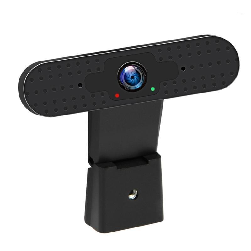 Веб-камеры UC08-2M 1080P HD WebCam, USB2.0 Autofocus Компьютерная камера ноутбука, веб-камера с микрофоном для шумоподавления1