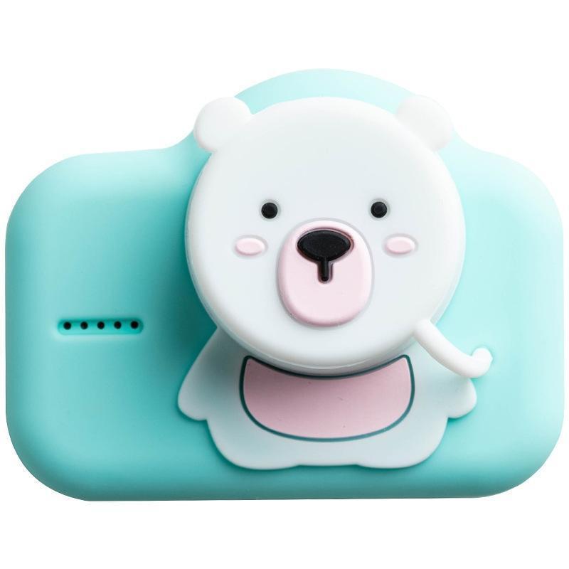 Polar Especies permitido por la cámara de vídeo HD portátil Mini niños de dibujos animados de la cámara StyleCamera