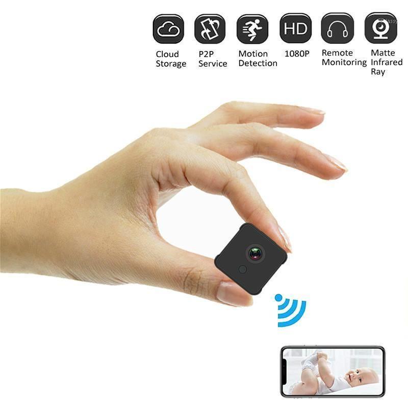 Mini Cameras Camera Home Security WiFi Night Vision 1080P Wireless Surveillance Remote Monitor Phone App DVR Camcorder1