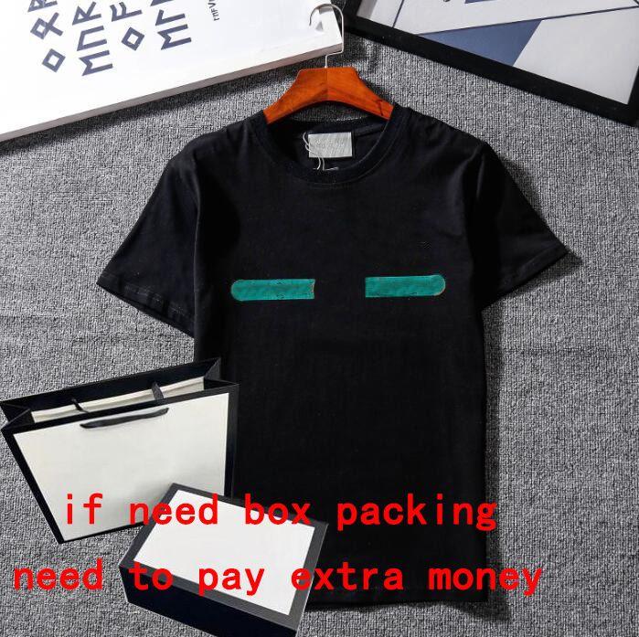 19ss clássico camiseta homens do hoodie letras camisola da moda impressa T verão de manga curta camisola mulheres roupas street wear
