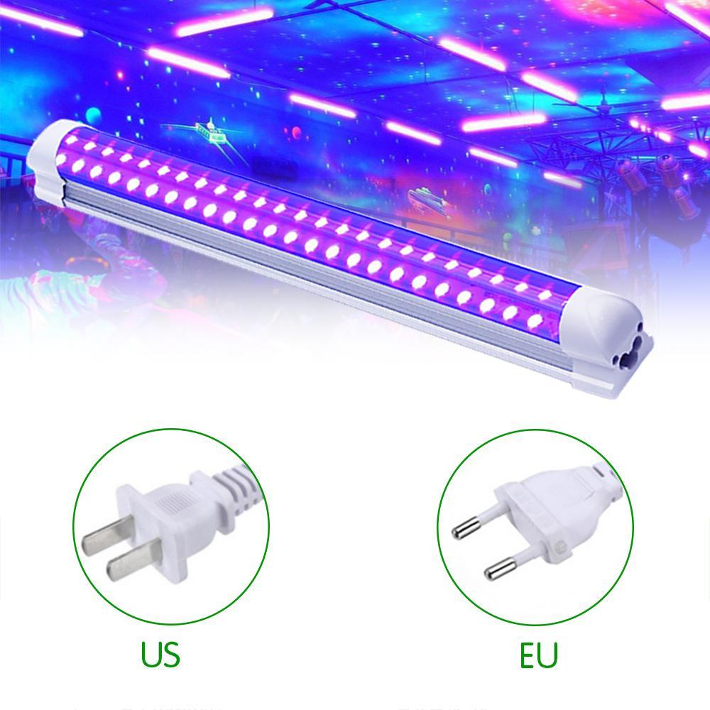 DJ Disco Light 10W Stage Light DJ UV Purple led tube For Party Christmas Bar Lamp Laser Stage Wall Washer Spot Light Backlight