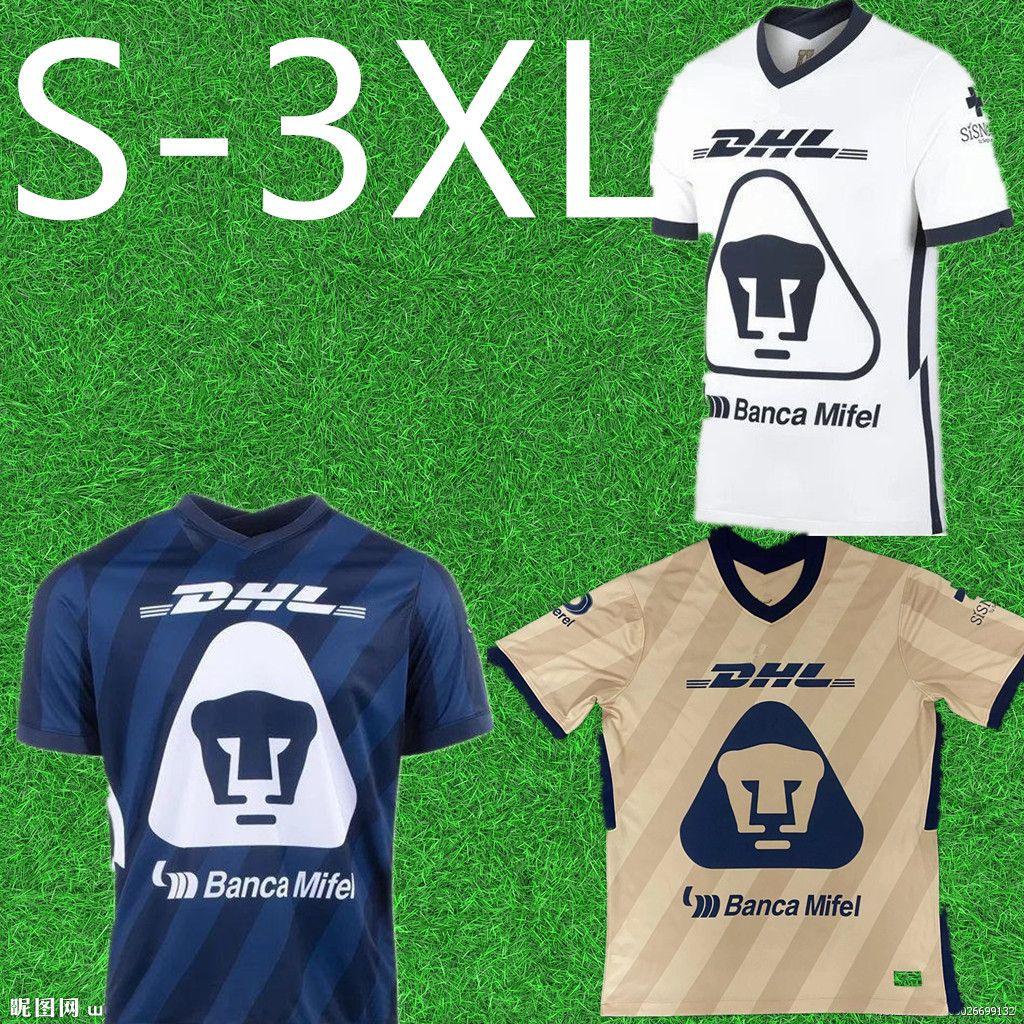 S-3XL 2021Cougar Mexico Club Unam Soccer Jersey20 21 Edição Especial Malcorra Mora Iturbano Rodriguez Liga MX Cougar Cougar Camisas