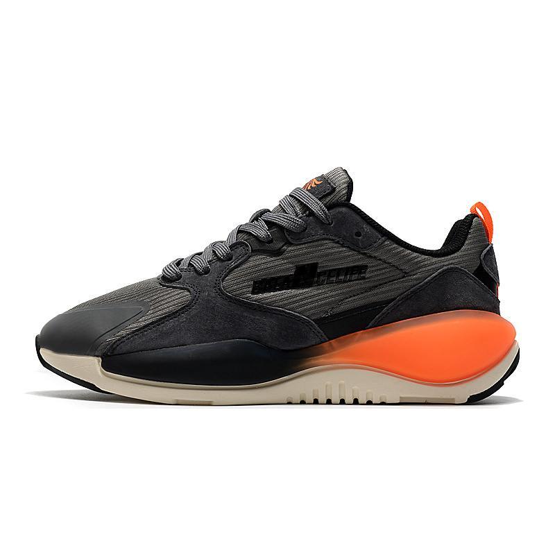 Sapatos de corrida Treeperi Homens Causual Sneaker Mens Sneakers Sapatilhas Esportes Moda de Alta Qualidade Trainer Runner Knit 180-02