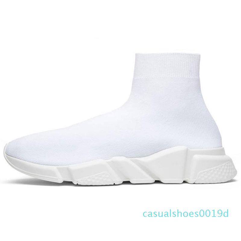 R2020 moda tasarımcısının çorap ayakkabı hız eğitmen mens bağbozumu spor ayakkabıları ayakkabılarına lüks platformu eğitmenler 19c etoile tripler rahat ayakkabı womens
