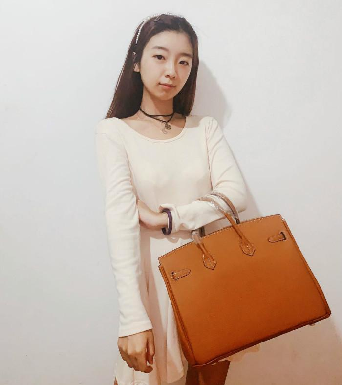 Famous Designer handbags Luxury Women Purses with 100% Genuine Leather Horse bag for Office Lady High Quality 35cm Handbag with Gift package