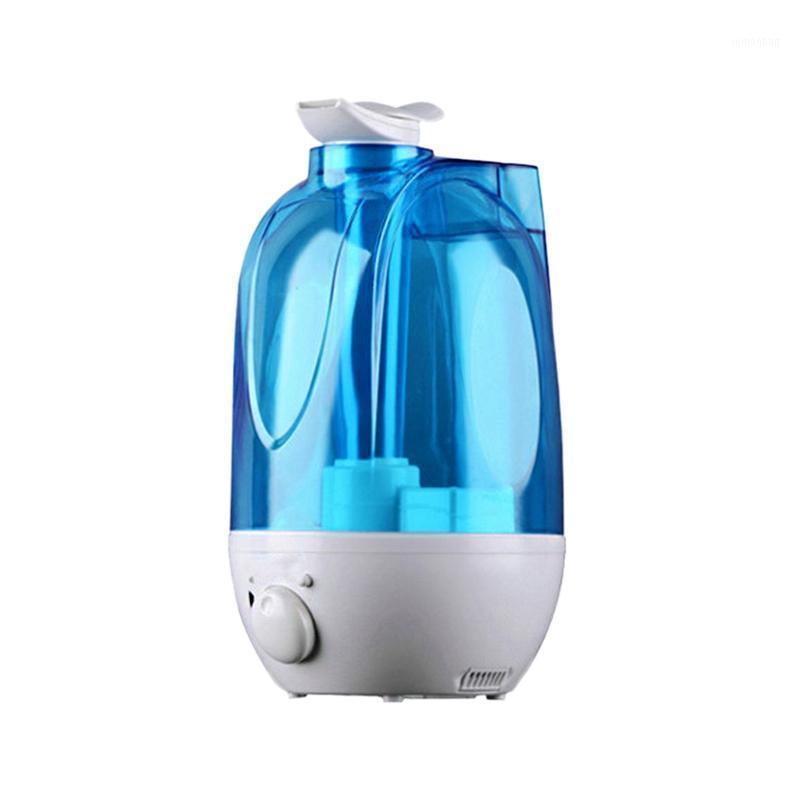 Humidificateur d'air ultrasonique 4L Mini arôme humidificateur Humidificateur Purificateur d'air avec lampe à LED pour la fabricant de brouillard de diffuseur portable Fogger1