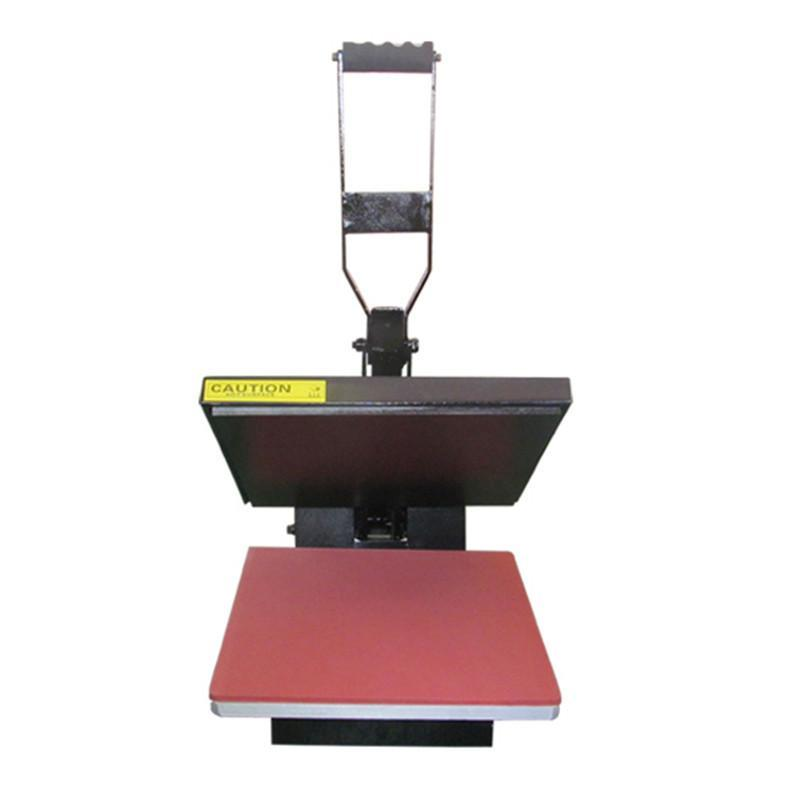 High Pressure Heat Press Machine LED Display With Auto-counter Function Sublimation Digital Heat Transfer Printing For T shirt